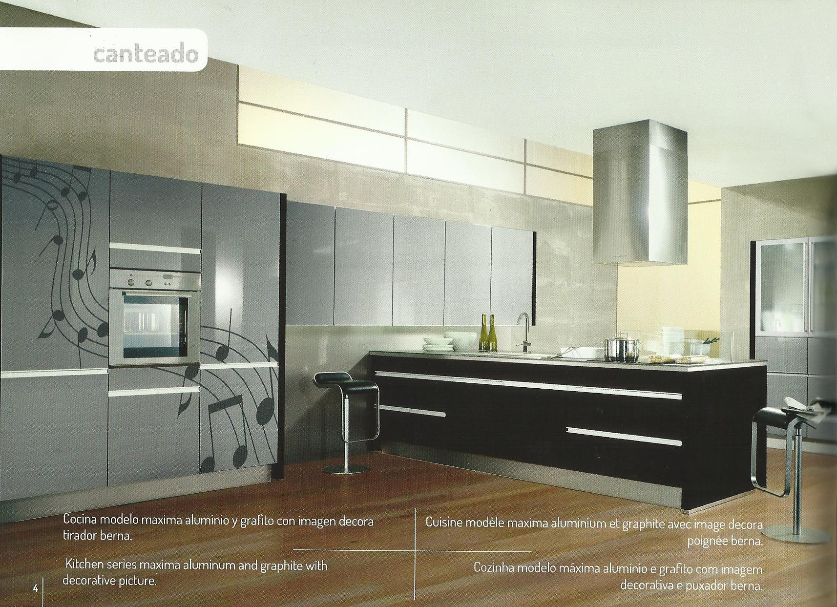 Muebles De Cocina Badajoz | Union Decor Cocinas